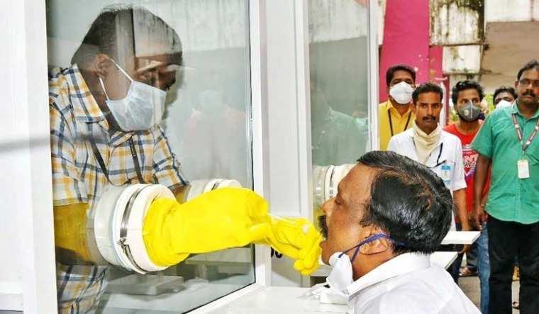 கேரளாவில் கொரோனாவில் இருந்து குணமடைந்தோர் எண்ணிக்கை 13.1 லட்சத்தை கடந்தது