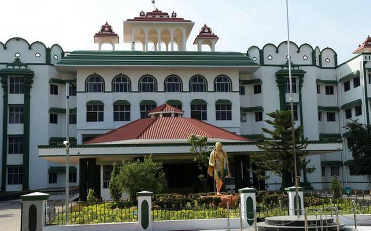Madurai Highcourt
