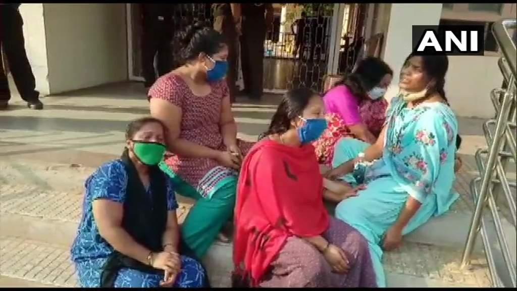 கர்நாடகாவில் ஆக்சிஜன் பற்றாக்குறை காரணமாக 24 நோயாளிகள் பலி!