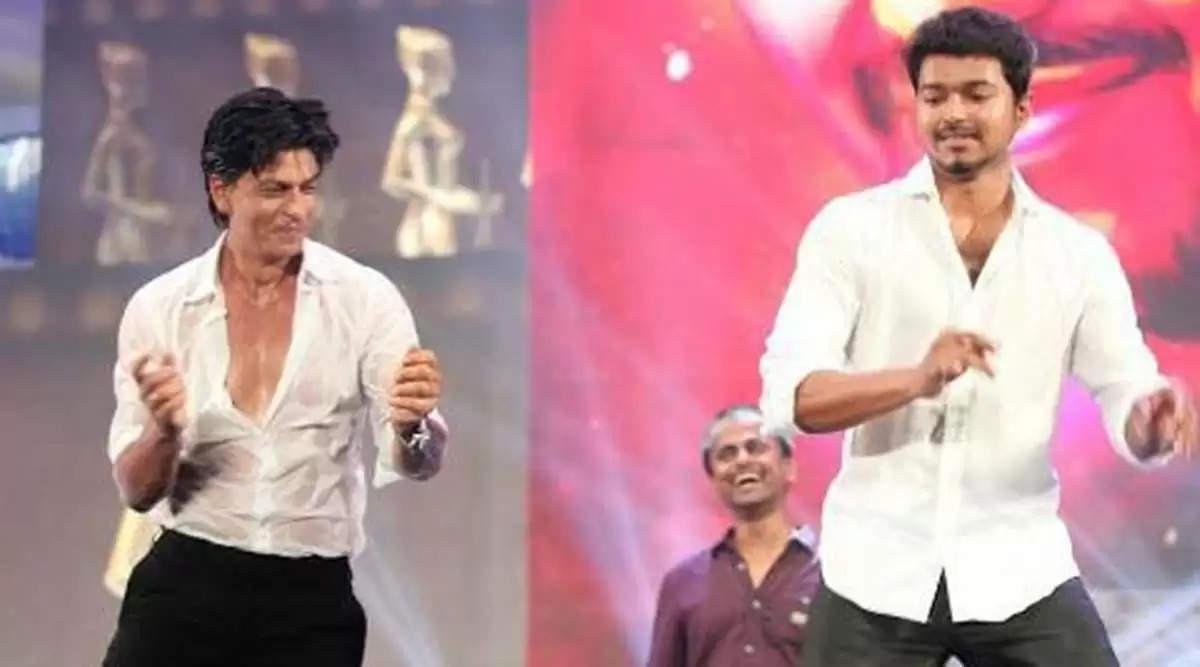 SRK-Vijay