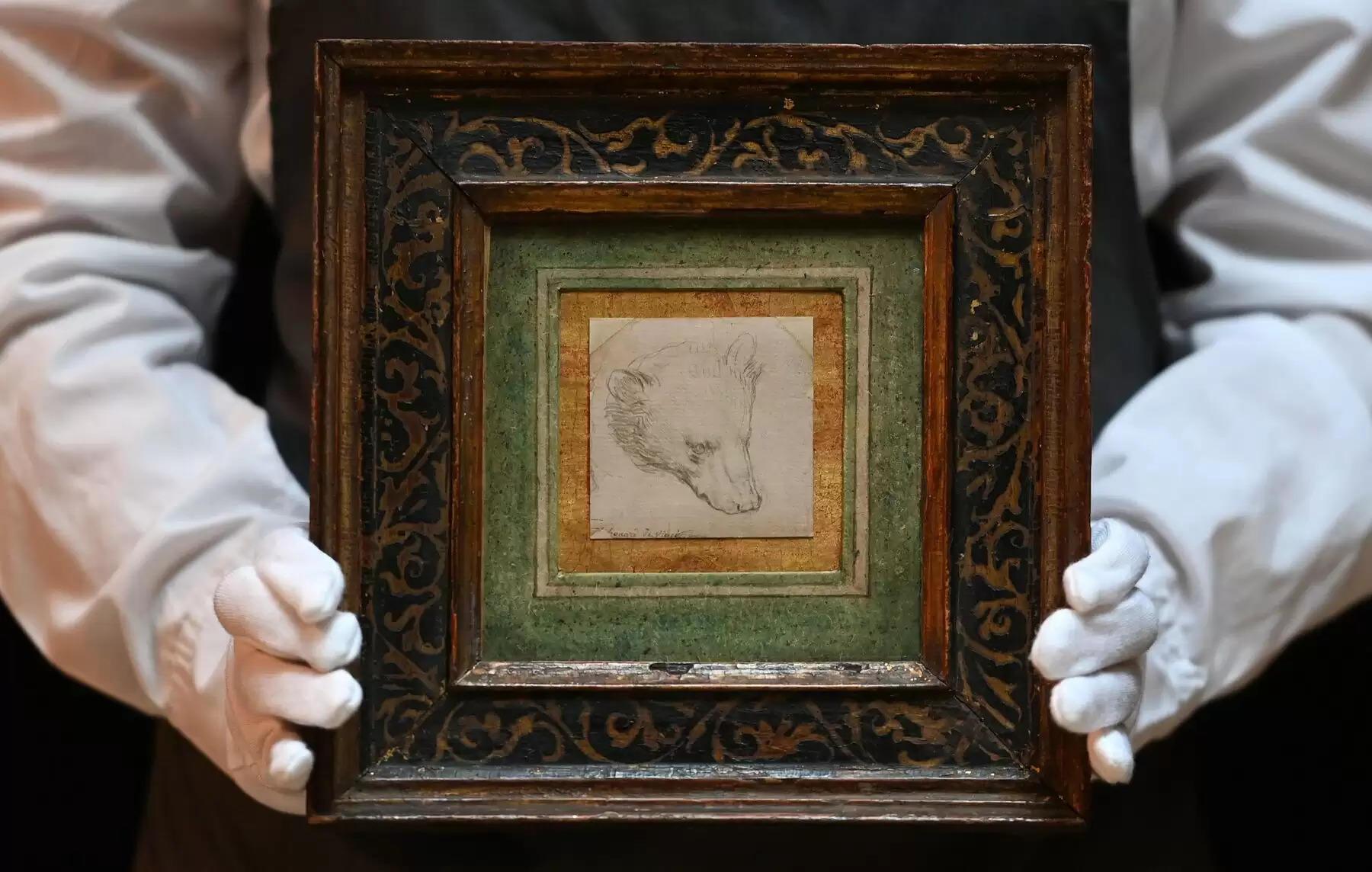 Da-Vinci-painting