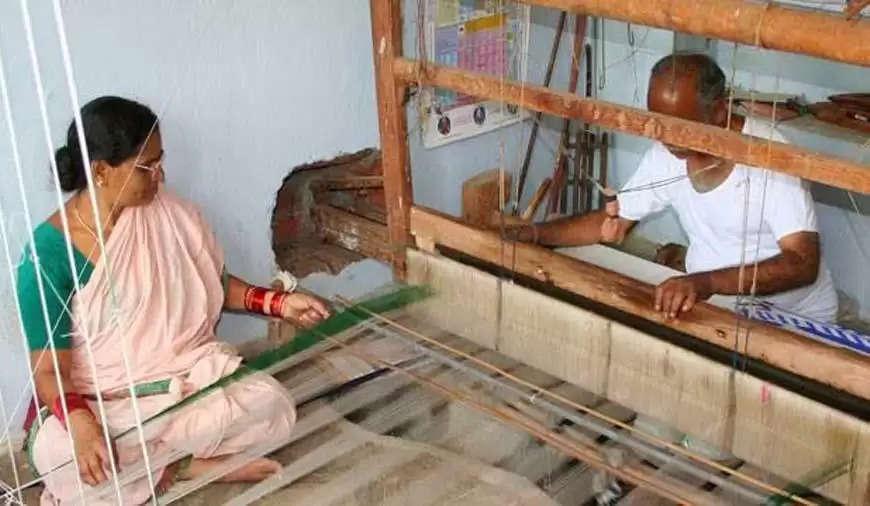 Handloom-Worker