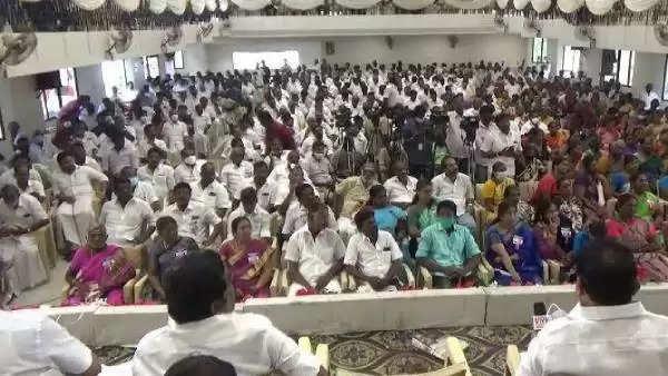 Sellurraju-meeting-in-madurai